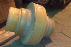 Заготовка червячного колеса 2-81031 БрАЖ9-4 Ф=560 L=440
