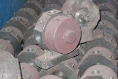 Кран воздухораспределительный трехходовой для хоппров-дозаторов