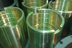 Бронзовые втулки промышленного оборудования