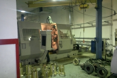 Универсальный обрабатывающий центр. Механический цех