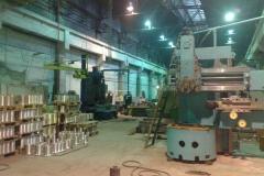 Модернизация оборудования в цехе механической обработки крупного литья
