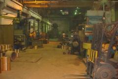 Участок механической обработки крупного литья