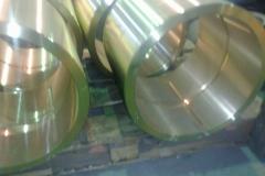 Втулка латунная на ЭКГ-5А