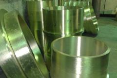 Бронзовое литьё с механической обработкой