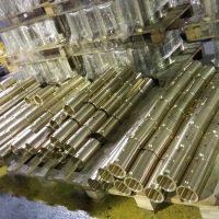 Инновационные технологии производства бронзового проката методом непрерывного литья
