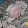 Кран воздухо- распределительный трехходовой для хоппров-дозаторов